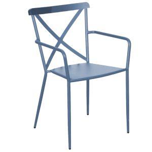 NEO-100322T-Çapraz-Sırtlı-Metal-Sandalye-1