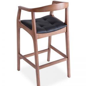 Ahşap-Gövdeli-Döşemeli-Bar-Sandalyesi-1-NEO-300366T