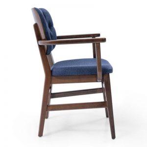 Ahşap-Kollu-Cafe-Sandalyesi-Döşemeli-1-NEO-300127T
