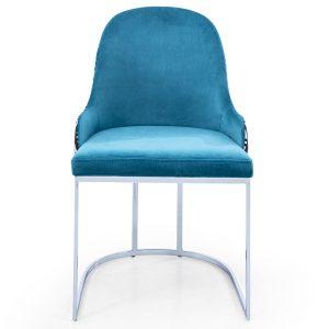 Modern-Döşemeli-Sandalye-Metal-Ayaklı-1-NEO-300432T