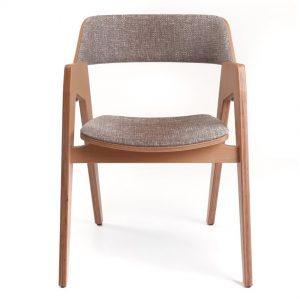 Ahsap Dosemeli Yemek Sandalyesi NEO-770003T