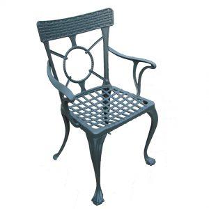 Alüminyum Kollu Bahçe Sandalyesi NEO-720200T